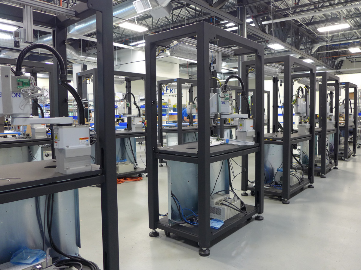 Global build-to-print services